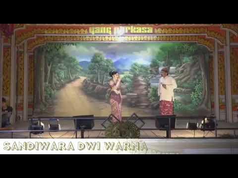 SANDIWARA DWI WARNA || ELLA - DI LORO live LAJER - TUKDANA