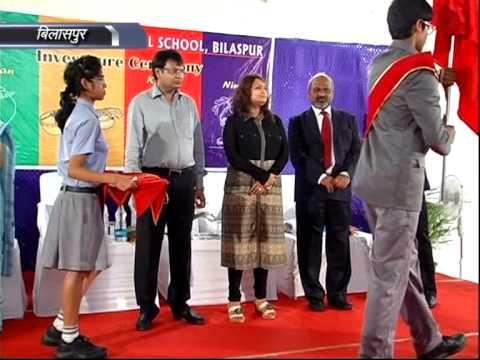 Shapath Granhan Samaroha in The Jain International School Bilaspur Chhattisgarh