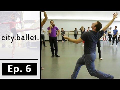 Alexei Ratmansky's New Steps   Ep. 6   city.ballet