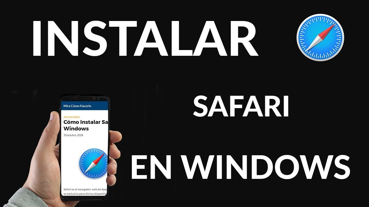 descargar navegador safari 2018