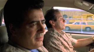 Philly Parisi Gets Whacked - The Sopranos HD