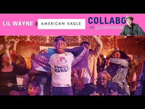 Lil Wayne X American Eagle - Collabo |  Ep 4