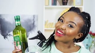 2 Products You Should Use Every Day To MAXIMISE Natural Hair GROWTH!!