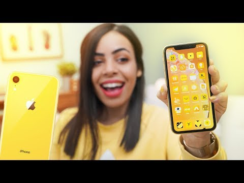 yellow-iphone-xr-is-beautiful!