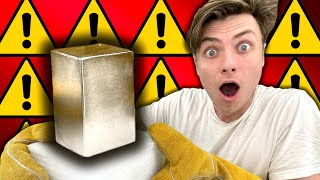 THIS CUBE IS EXTREMELY DANGEROUS!! (WARNING)