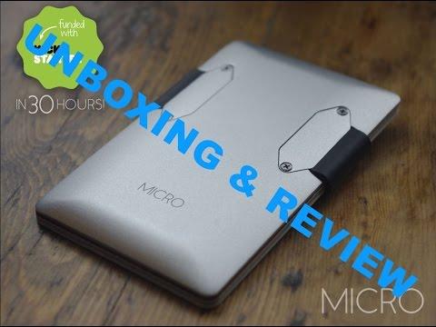 KKMC Micro wallet review