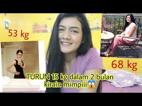 My Diet Story ( Turun 15 kg)