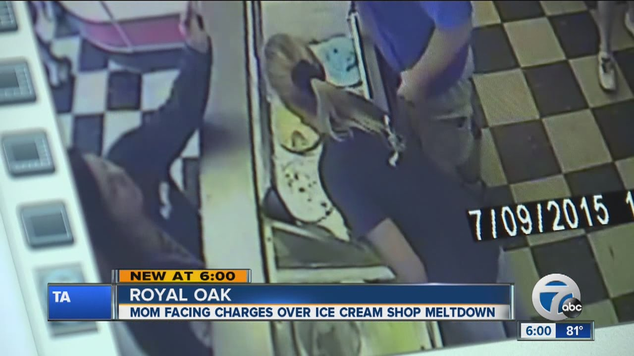 Kroger Cake Kicking Suspect Also Accused In Ice Cream Store Assault