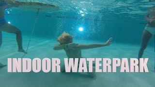 INDOOR WATERPARK FUN (GREAT WOLF LODGE)