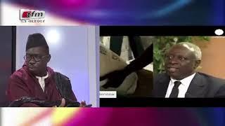 HOMMAGE À JACQUES DIOUF avec MAMADOU MBAYE GARMI dans Yeewu Leen du 22 Aout 2019