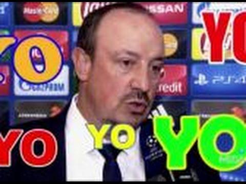 La plantilla del Real Madrid, harta de Rafa Benítez