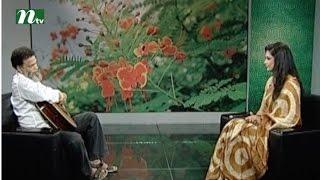 shuvo shondha talk show episode 4224 conversation with singer haider hosain