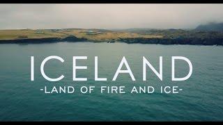 Iceland 4K Drone Footage