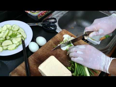 Cách nấu canh kim chi dễ dàng 10 phút - Đỗ Hoàng Dương