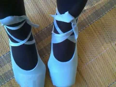 Ballet Facer Zapatillas Unhas De Como MqUpVSGz
