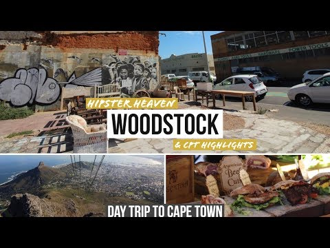 Hipster Cape Town: Glimpse of the unexpected Woodstock (South Africa)