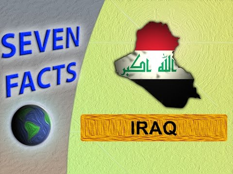 7 Facts about Iraq