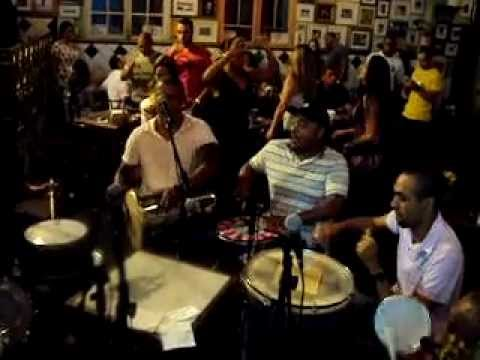 Bar Samba in Sao Paulo