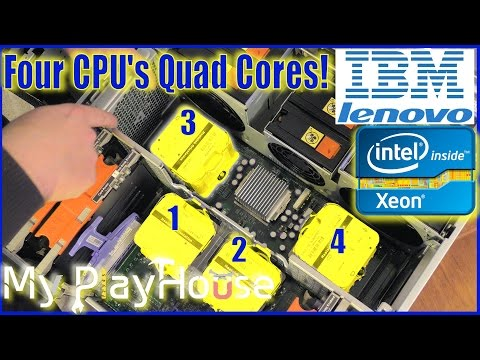How to Upgrade from Dual CPU to a Quad CPU Server - 431