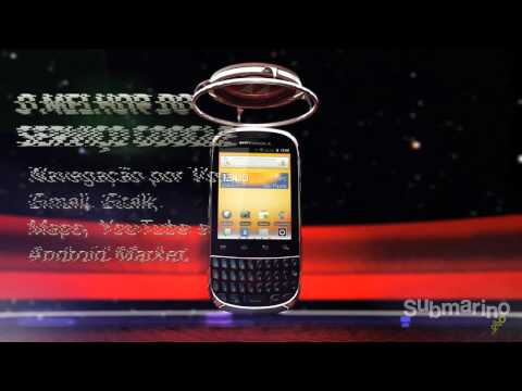 Submarino.com.br   Smartphone Motorola Fire Dual Chip com Android 2.3