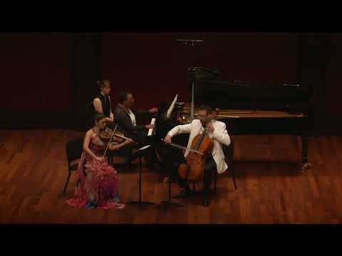 Mendelssohn Piano Trio in C Minor