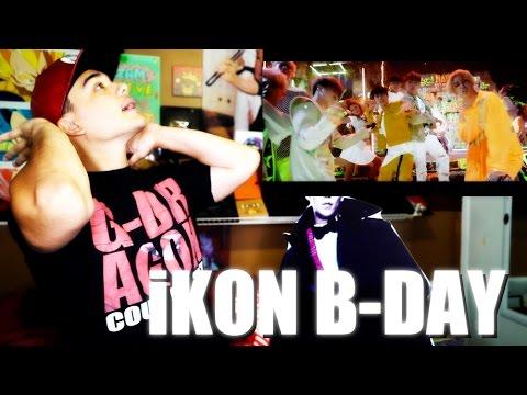 iKON - B-DAY MV Reaction