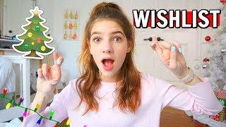 Christmas Wishlist 2018! Vlogmas day 12