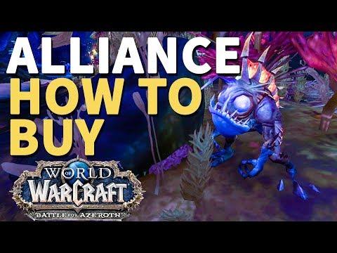 Where To Get Flatulent Fish WoW Alliance