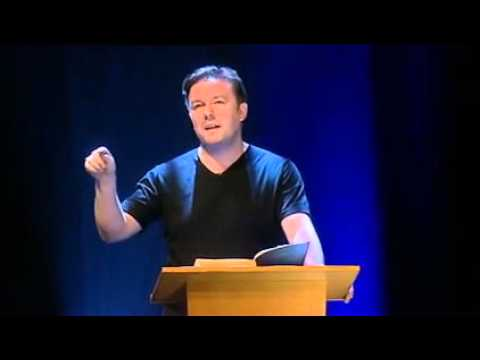 Ricky Gervais   The Bible subtitle Indonesia