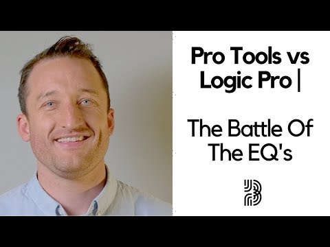 Pro Tools VS Logic | The Battle Of The Equalizers (And Algorithm)