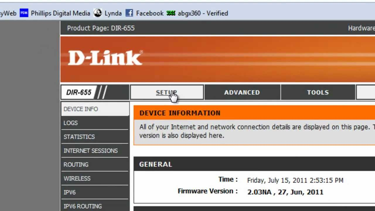 How to change wifi password dlink router dsl 2750u