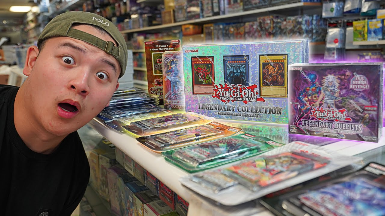 Download I Spent $500 at my Local Yu-Gi-Oh! Card Shop! (300,000 Subscribers!)