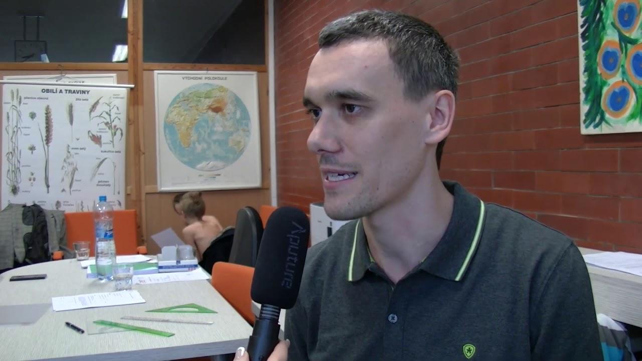 Videozpravodaj obce Mokrá Horákov - únor 2016. Prevence onemocnění zad uškolních dětí