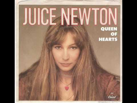 JUICE NEWTON - Queen Of Hearts