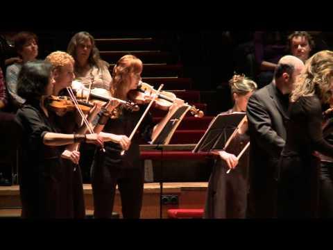 Amsterdam Sinfonietta|Candida Thompson and Sergey Khachatryan   Vivaldi's Four Seasons @ Concertgebouw Amsterdam