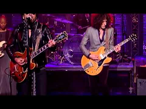 Download David Letterman - Lenny Kravitz  Get Back MP3