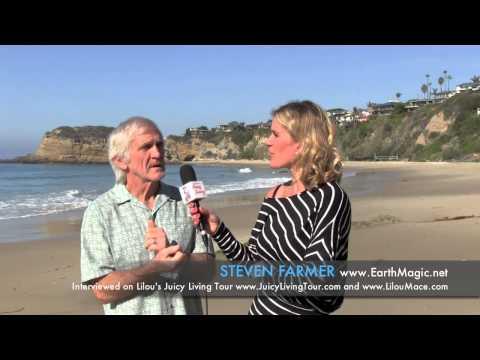 Steven Farmer: it is about descending rather than ascending!