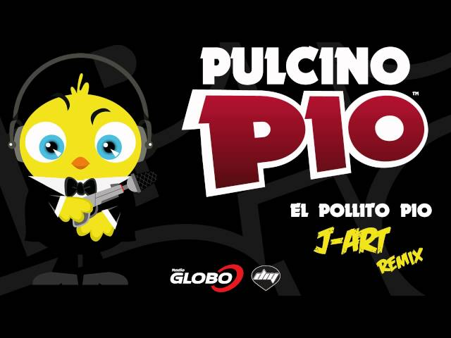 PULCINO PIO - El Pollito Pio (J-Art remix) [Official] Travel Video