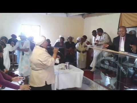 African Gospel Church Eyethu Indaba ayipheleli apha.