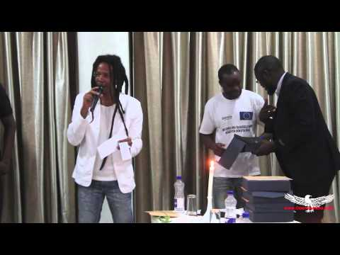 Open Zambia Awards 2014