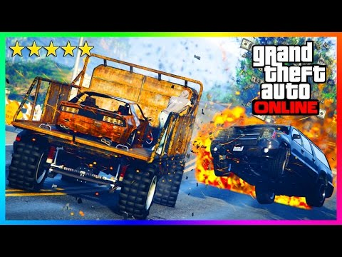 GTA ONLINE POWER STATION BREAK-IN, UNION DEPOSITORY ROBBERY & SUPER YACHT HEIST - RARE VEHICLE WORK!