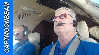 Cessna Citation Santa Monica Takeoff and National Aviation Day, Pilot Vlog 83