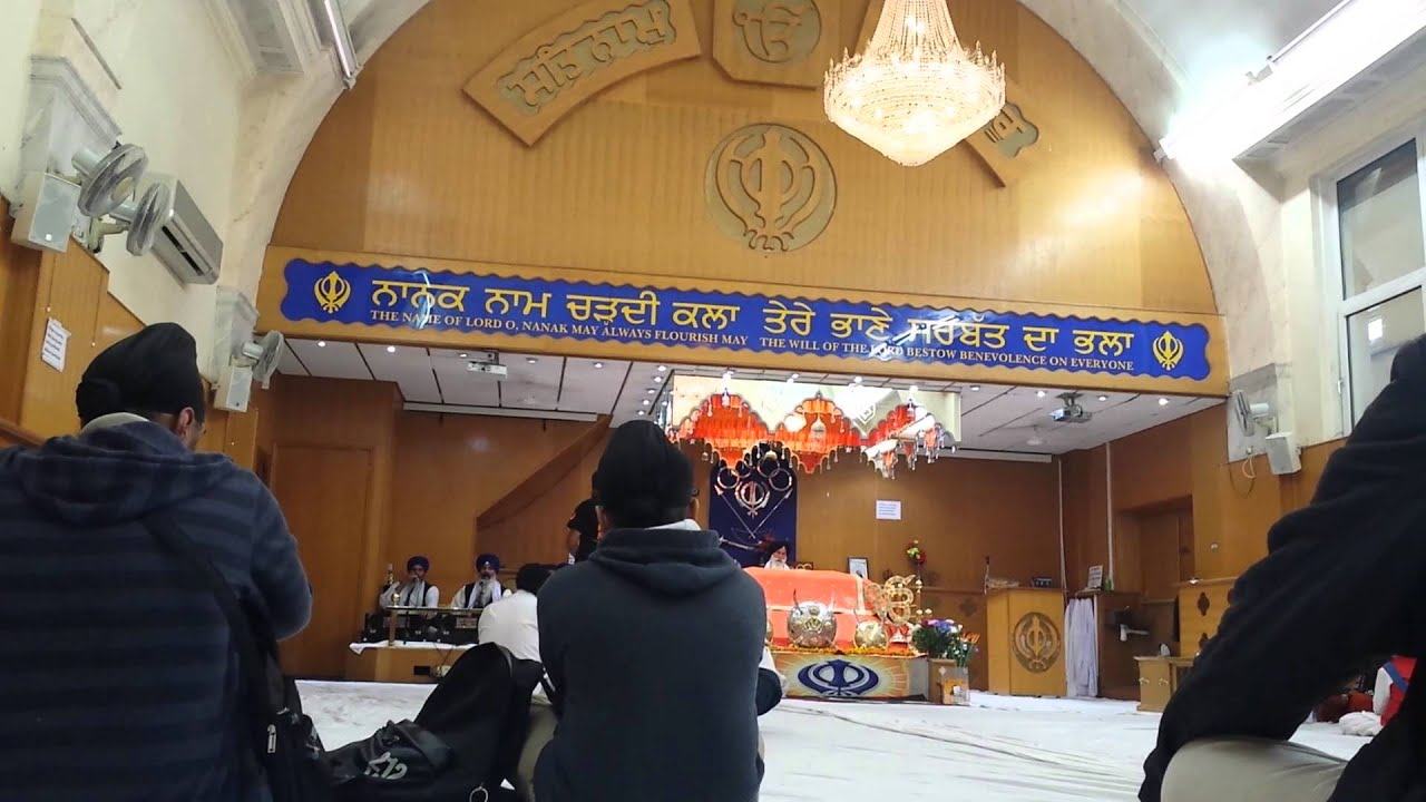 Image result for kirtan london seven gurudwara