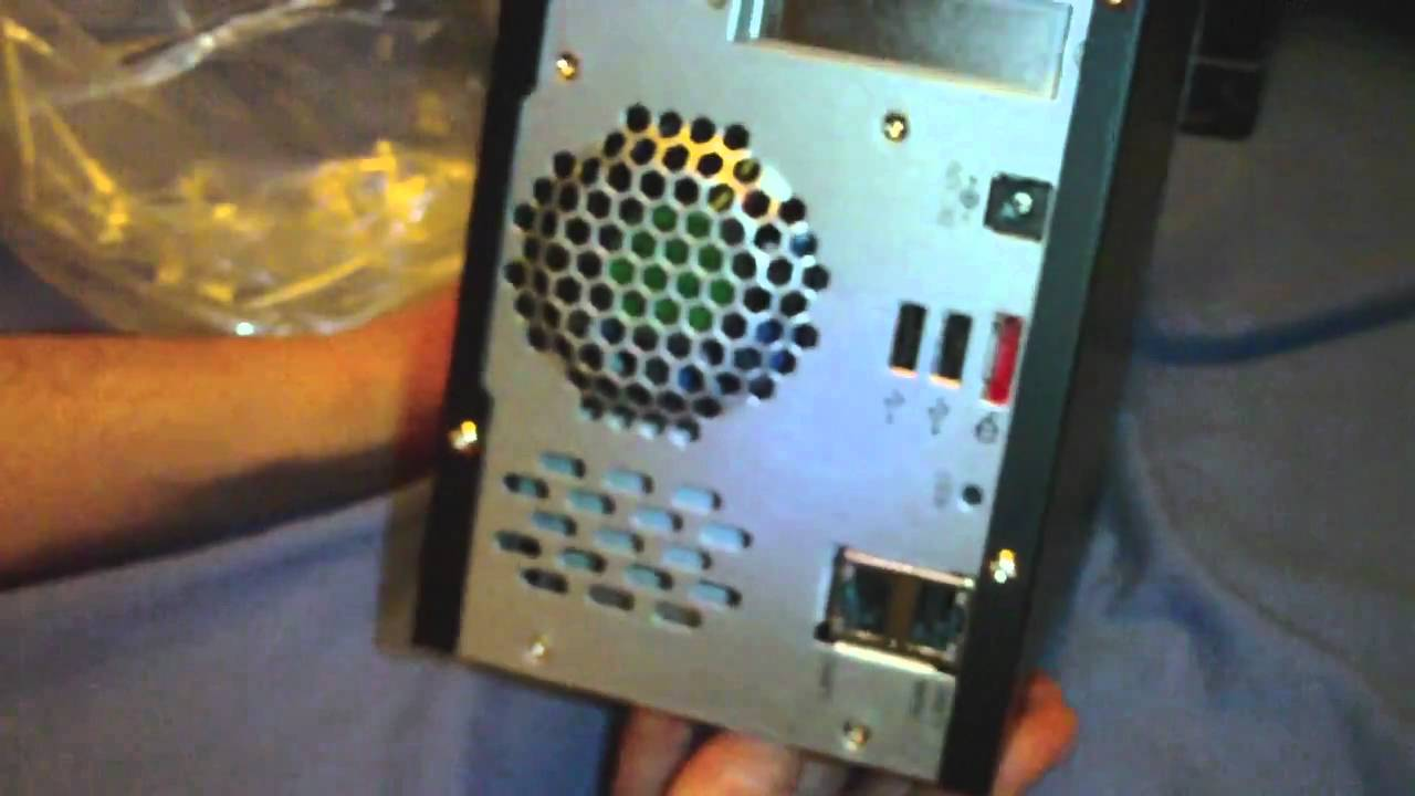 THECUS N2200 NAS SERVER DRIVER PC