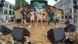 Open Kids - Круче Всех ( Charity Weekend )