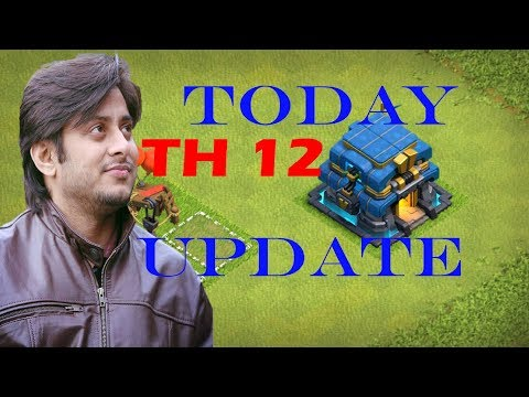 TH11 to TH 12 | Today Is The Day | Clash Of Clans Live