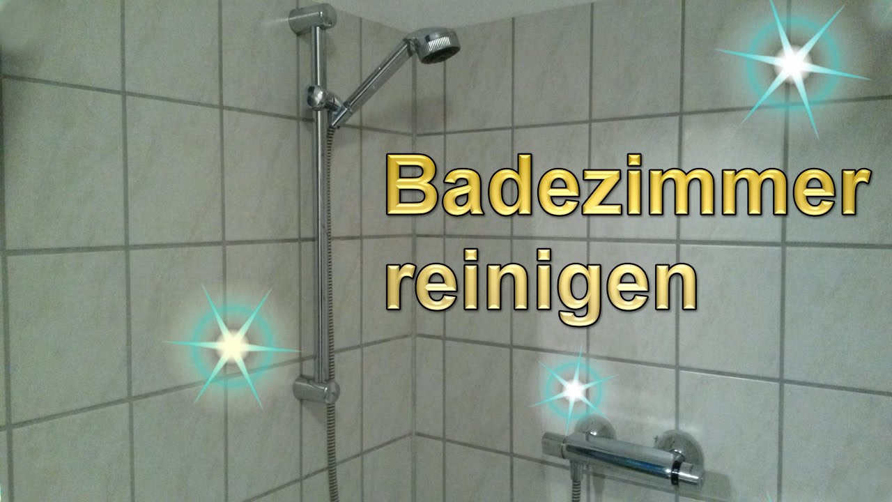 Badezimmer Putztrick Bad Muhelos Sauber Machen Lifehack Bad Reinigen Dusche Putzen Youtube