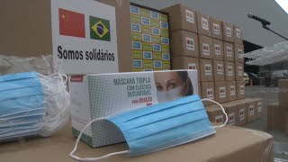 China, Brazil cooperate in anti-pandemic fight