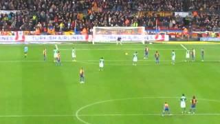 Barca - Betis Sevilla - Messi - Penalty
