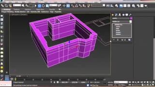 Создание интерьера в 3Ds Max за один урок. Урок по 3Ds Max
